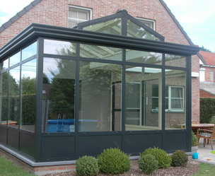 B&F aluwerken bvba - Holsbeek - Residentiële veranda's